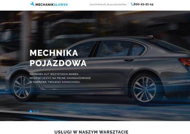 Mechanik Sławek